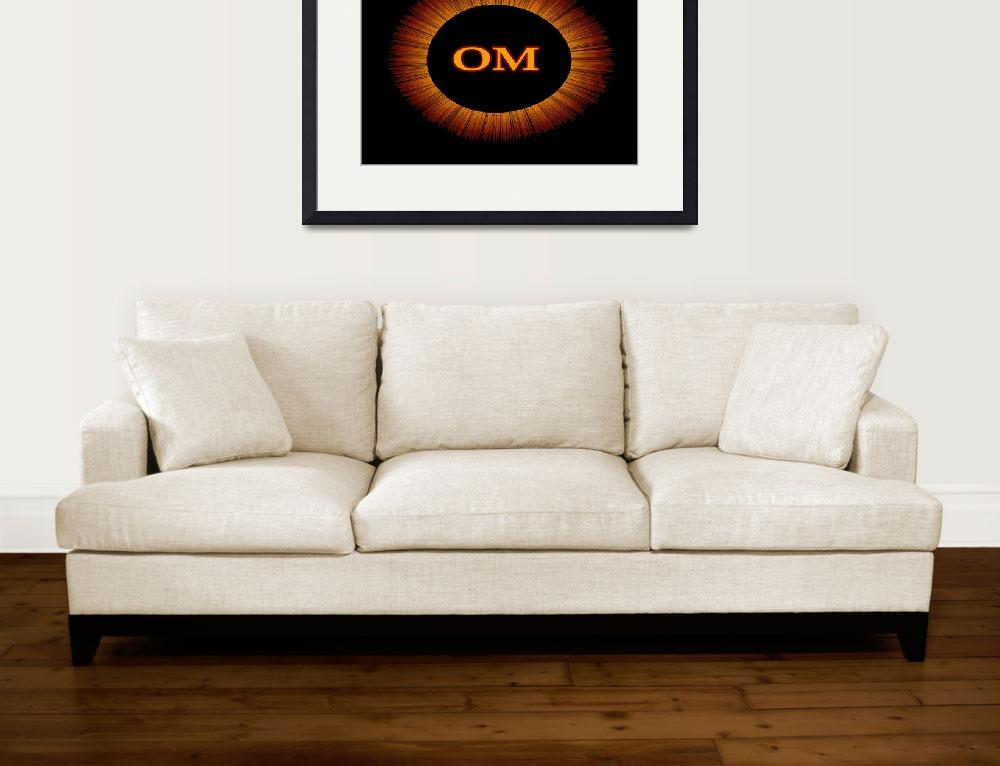 """""""om&quot  by dianeward"""