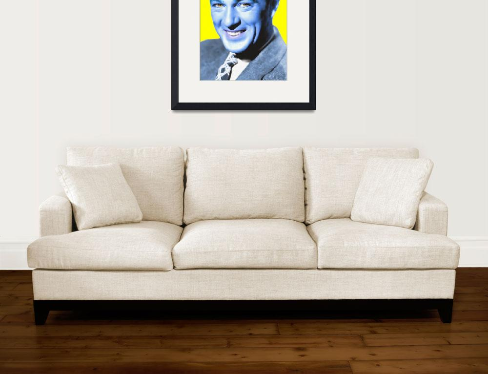 """Gary Cooper&quot  (2012) by ArtCinemaGallery"