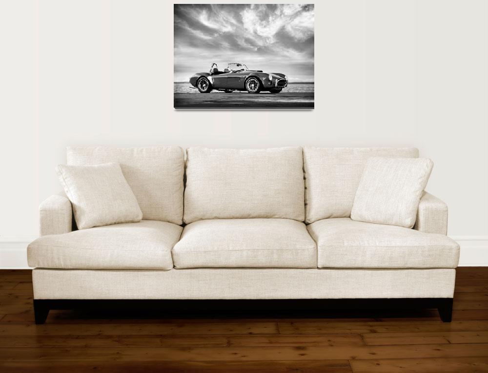 """AC Shelby Cobra&quot  (2011) by mark-rogan"
