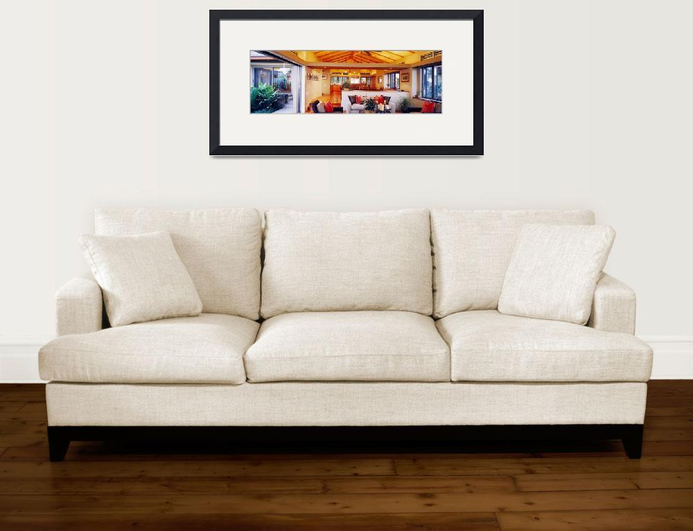 """""""Private Home Interior HI&quot  by Panoramic_Images"""