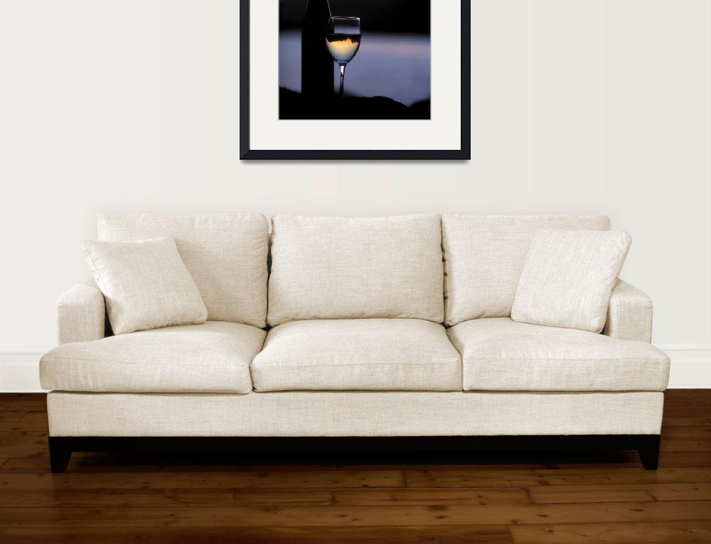 """""""Wine at Night&quot  by winecountrycreations"""