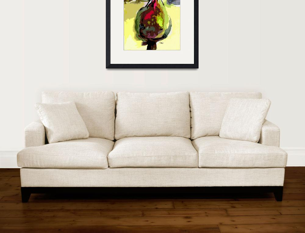 """""""Dragonfly Insect Modern Decorative Art&quot  (2014) by GinetteCallaway"""