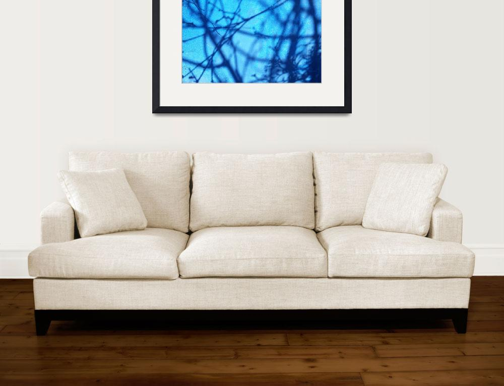 """""""Les ombres bleues&quot  by tedder"""