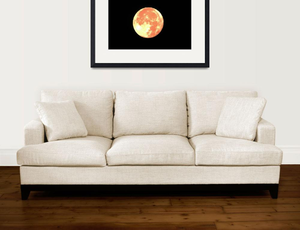 """""""Super Moon IMG_8528""""  (2017) by rayjacque"""