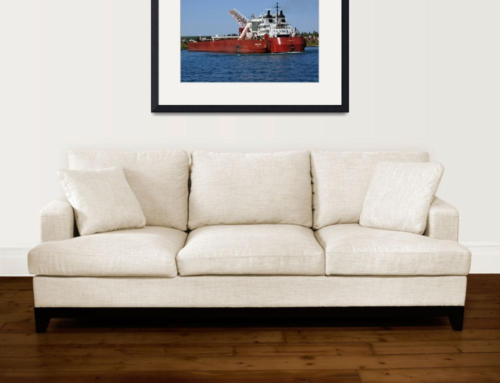 """""""Presque Isle ship&quot  by cameragal"""