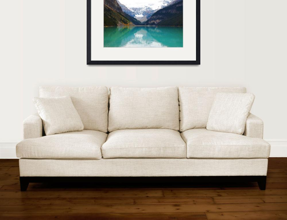 """Lake Louise""  (2009) by csquared"