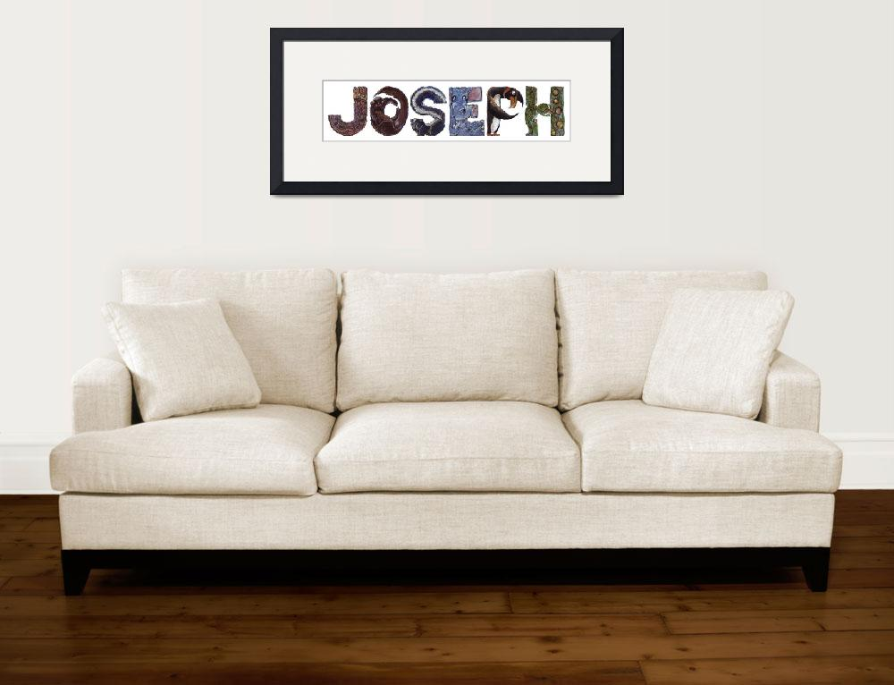 """""""Joseph&quot  by animalsoup"""