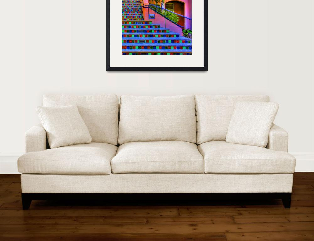 """""""Stairway to color heaven&quot  by jpat"""