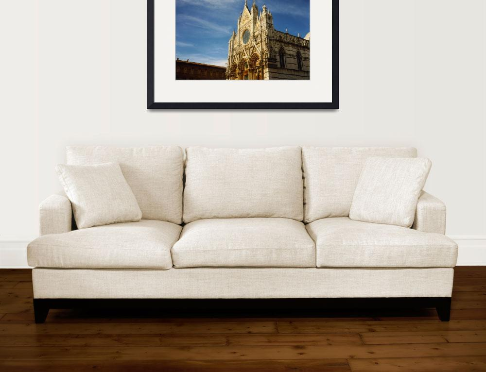 """""""Duomo Siena, Italy&quot  by rgtmum"""