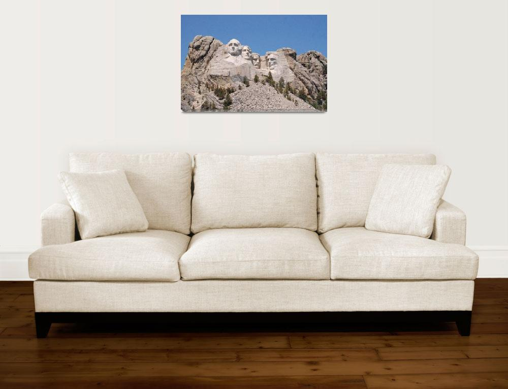 """""""mount rushmore&quot  (2009) by jsethphotography"""