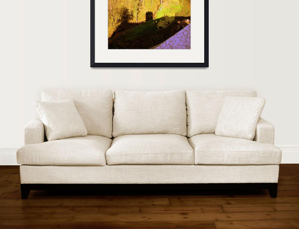 """""""The Hauenstejn Tower, From the Tower&quot  by Artsart"""