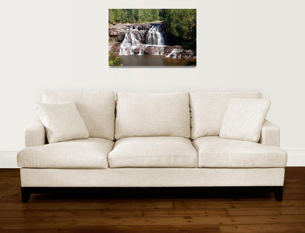 """Gooseberry Falls""  by cameragal"