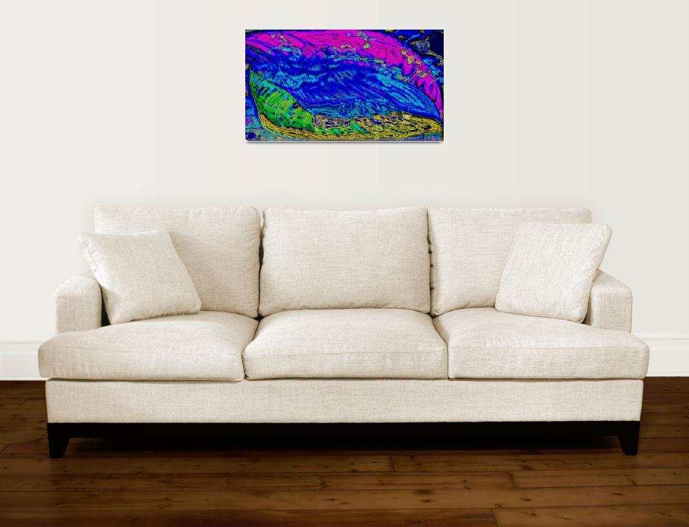 """Color Explosion Art 21""  (2016) by positivebusinessdesigns"