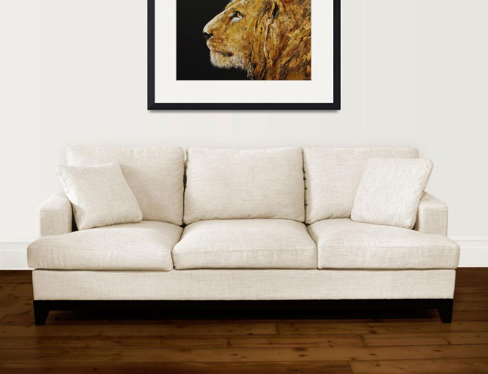 """""""King&quot  by creese"""