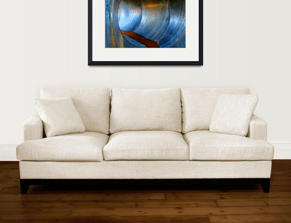 """""""Inside of Pipe&quot  (2012) by swazoo"""