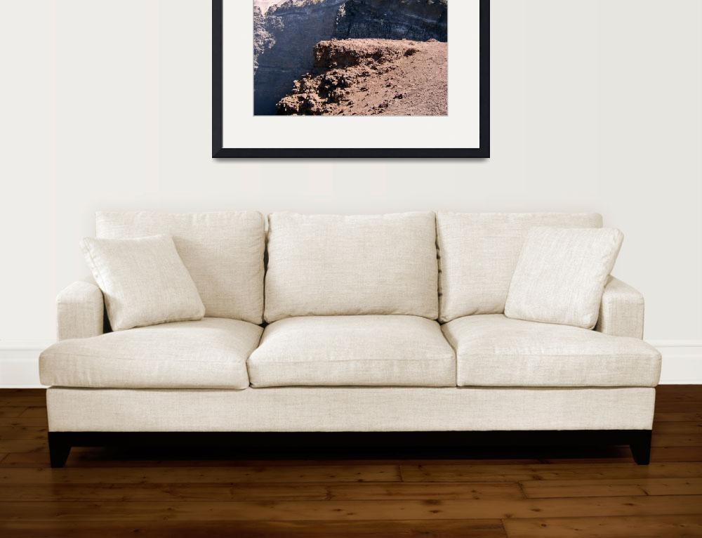 """""""Climbing Mount Vesuvius, Southern Italy&quot  (2007) by ExpressDesigns"""