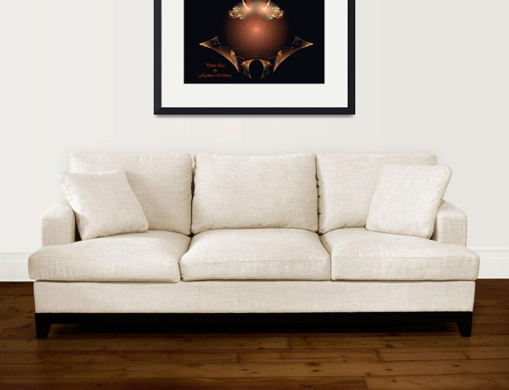 """""""Planet Eye&quot  (2010) by LoveJoy65"""
