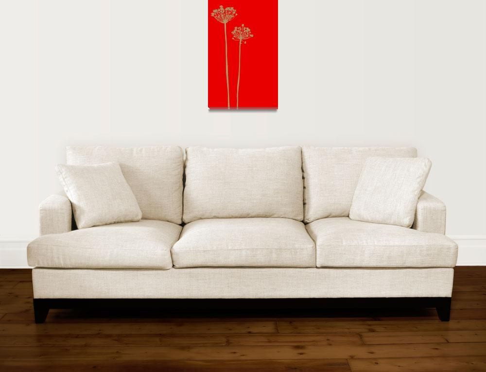 """""""Red2&quot  (2011) by nomi"""
