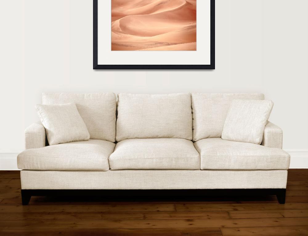 """""""Dune Lines&quot  (2014) by RoupenBaker"""