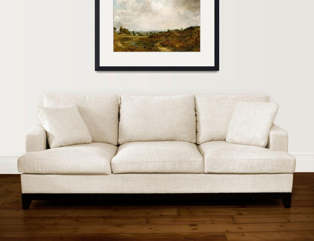 """""""Hampstead Heath&quot  by fineartmasters"""
