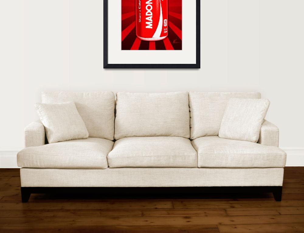 """""""Share a Coke with Madonna 