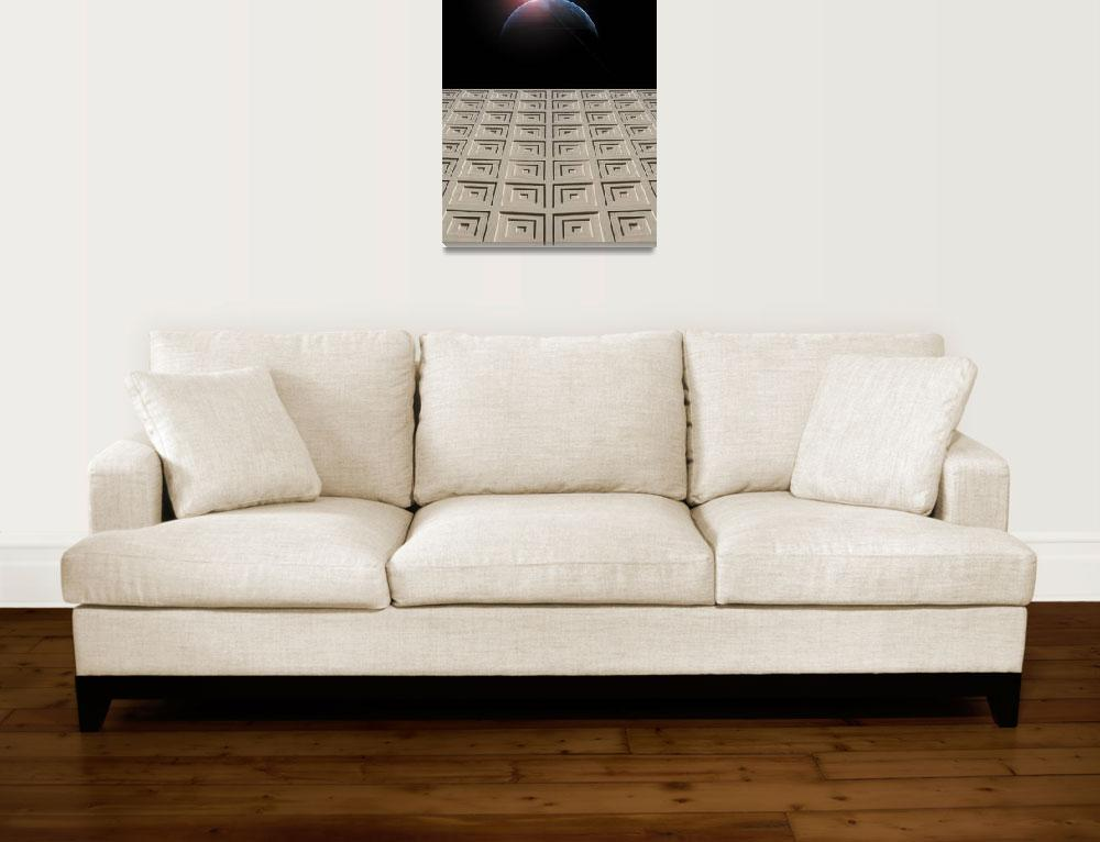"""New Horizons""  (2010) by TheUrbanMethod"