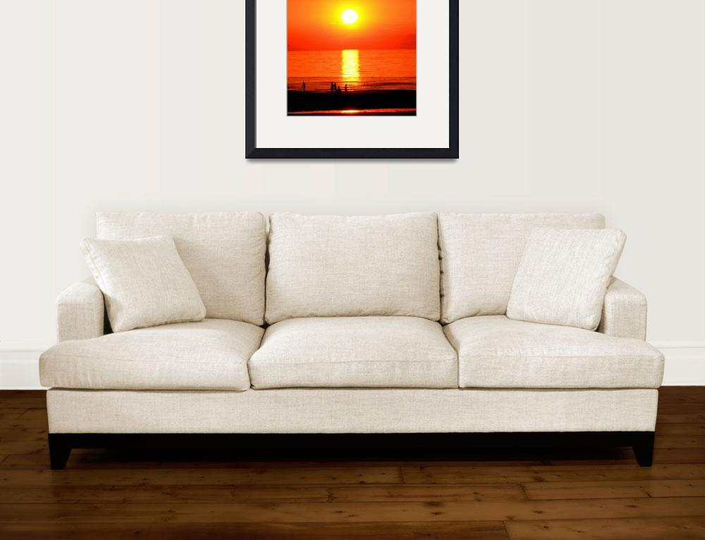 """""""Sunset&quot  by abram"""