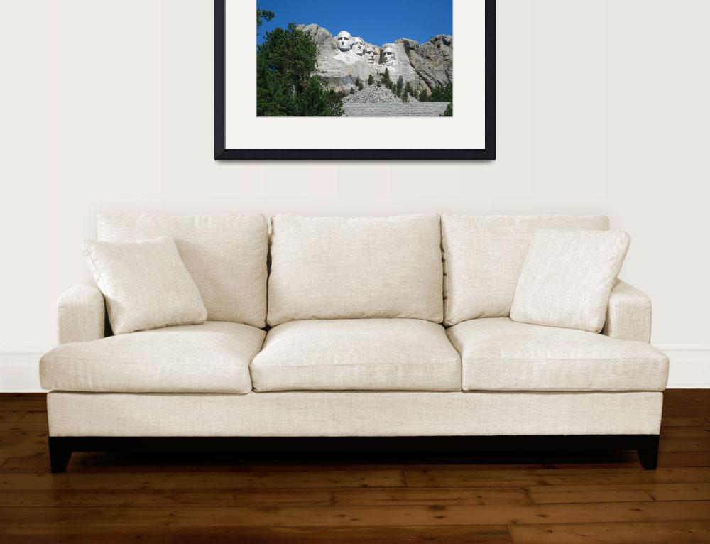 """""""Mount Rushmore&quot  (2010) by lafeel01"""