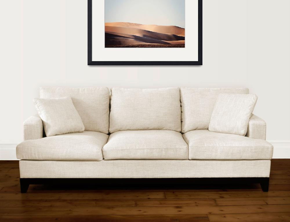 """""""Sand Dunes 3""""  by SylviaCoomes"""