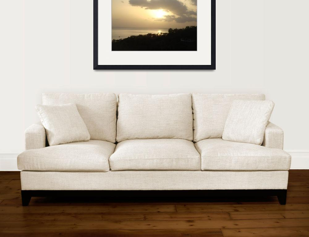 """""""""""Almost Sunset"""" by Sharon Shirley&quot  (2008) by Sharona5"""