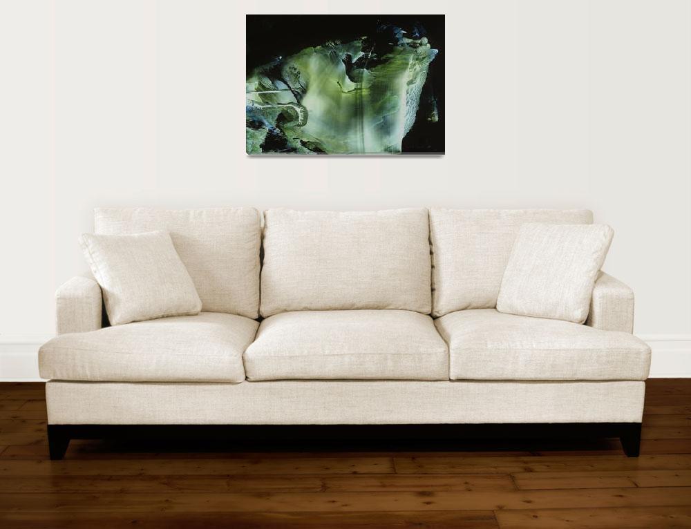"""""""Venus aqua&quot  (2010) by crystalline2009"""