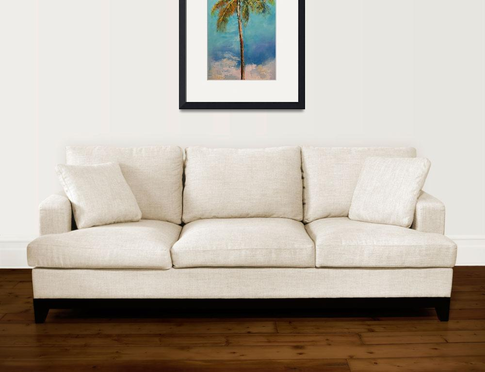 """""""Palm Tree&quot  by creese"""