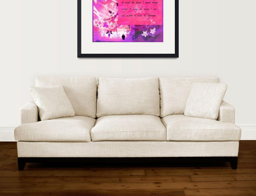 """""""serenity block pink&quot  by lizmix"""