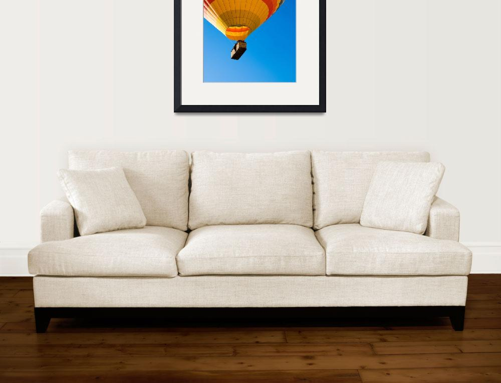 """Hot air balloon&quot  (2008) by svetico"