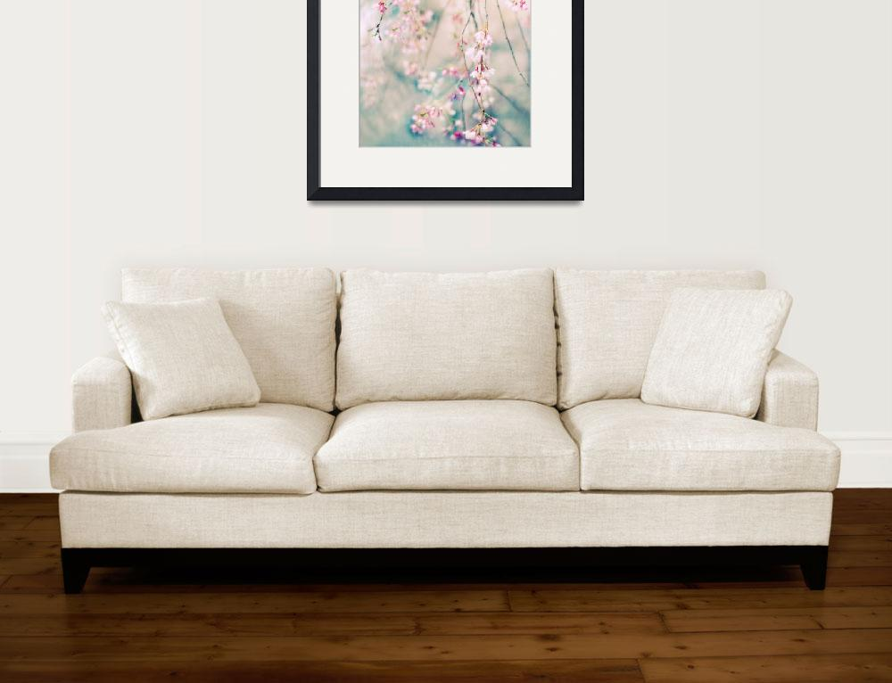 """""""Cherry Blossoms&quot  (2014) by JessicaJenney"""