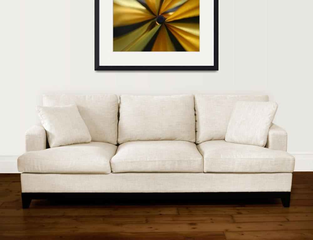 """""""abstract yellow""""  (2008) by wondemrombb"""