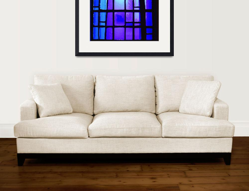 """""""Stained glass 2&quot  by paulsr"""