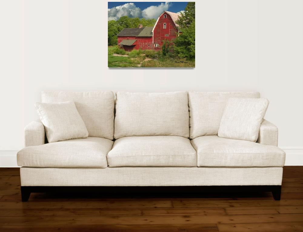 """""""The Wolter Barn&quot  (2007) by rtremblay"""