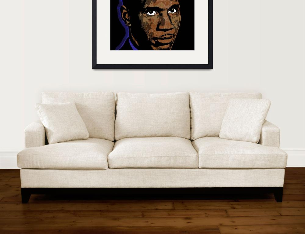 """""""Medgar Evers&quot  (2016) by thegriffinpassant"""