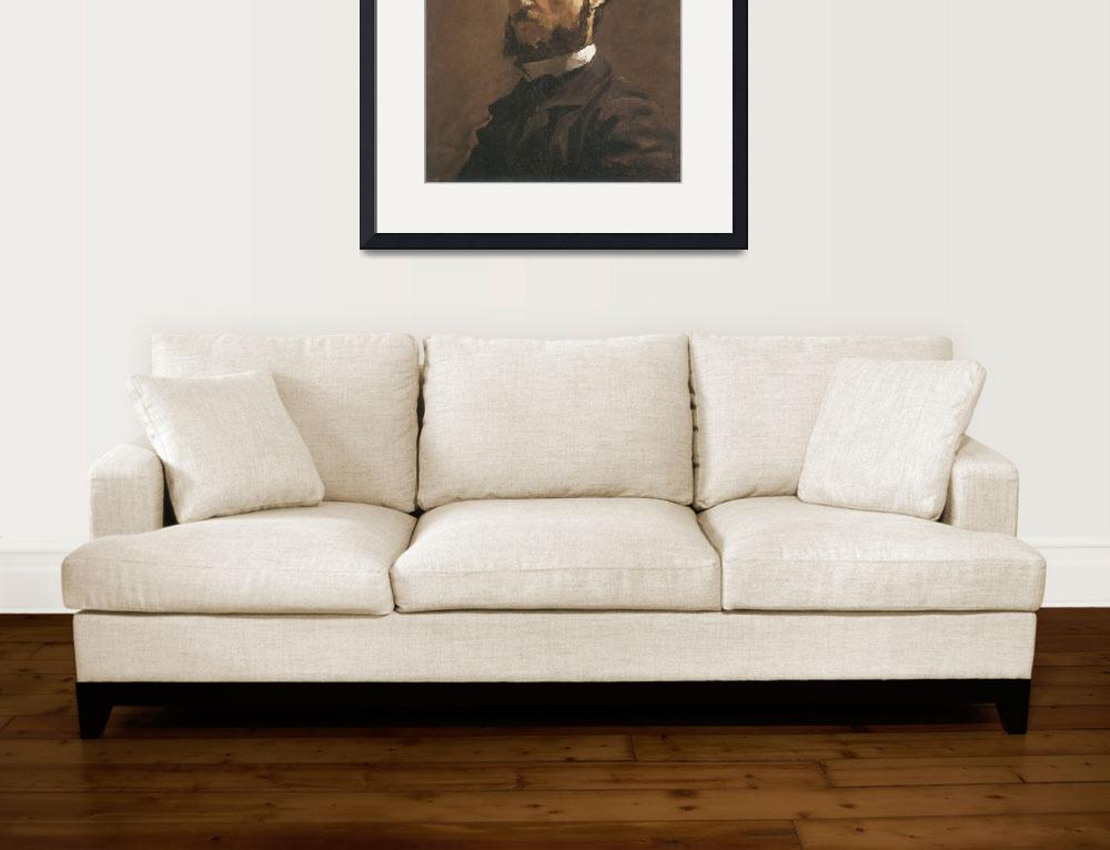 """""""Frederic Bazille&quot  by VintageAppeal"""