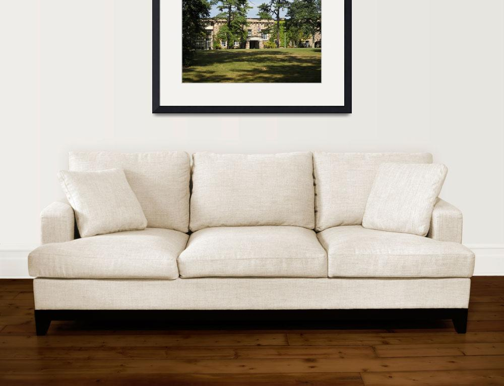"""Cameron Masland Mansion - Kings Gap&quot  (2009) by Outdoorguy"