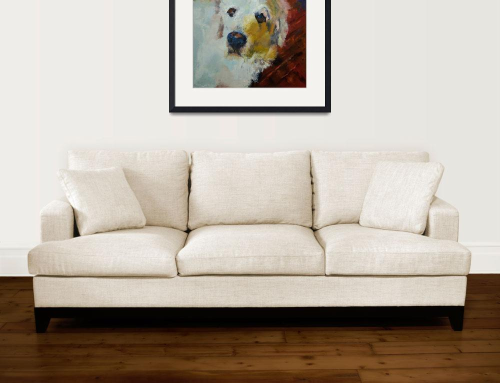 """""""Great Pyrenees&quot  by creese"""