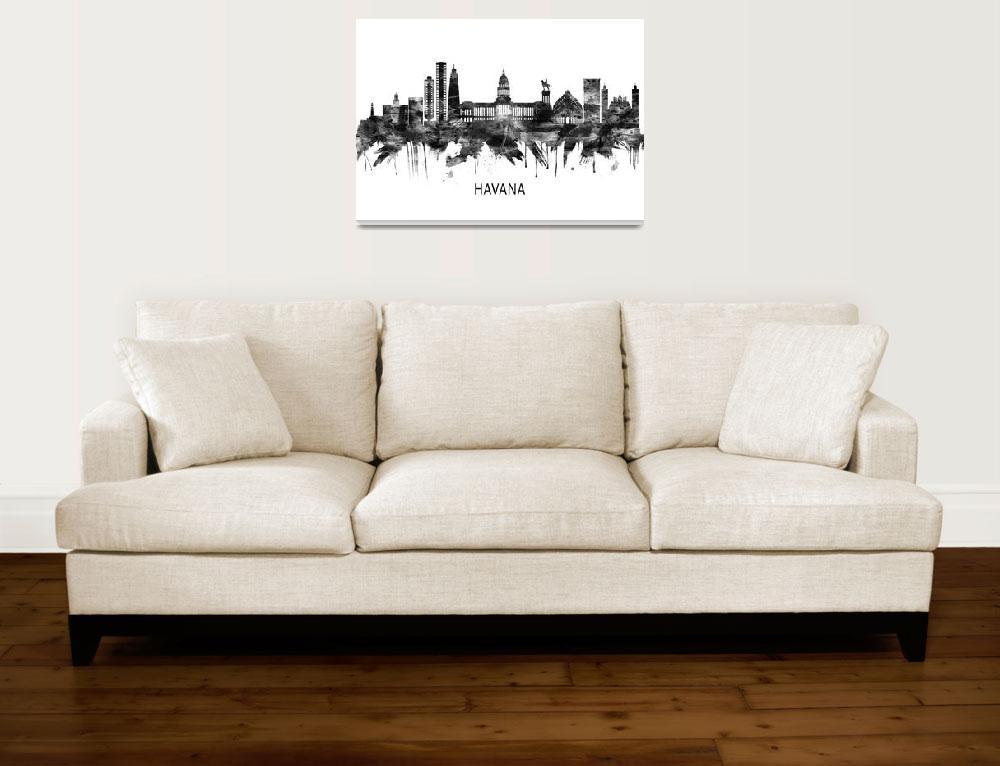 """Havana Skyline""  by Towseef"