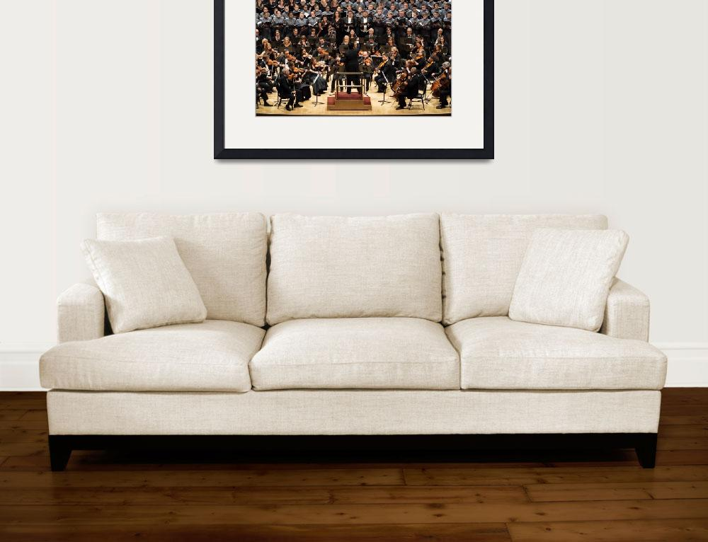 """""""Beethoven 9 P1010154-X&quot  by nymaestro"""