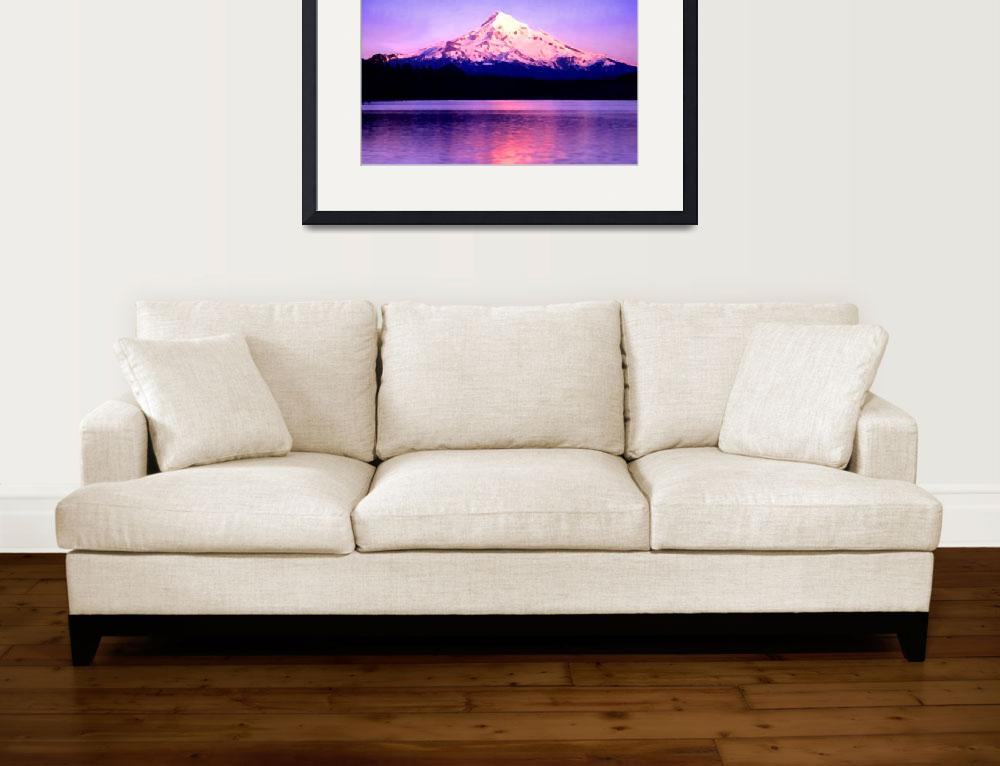 """Mt. Hood - Oregon""  (2006) by netbrands"