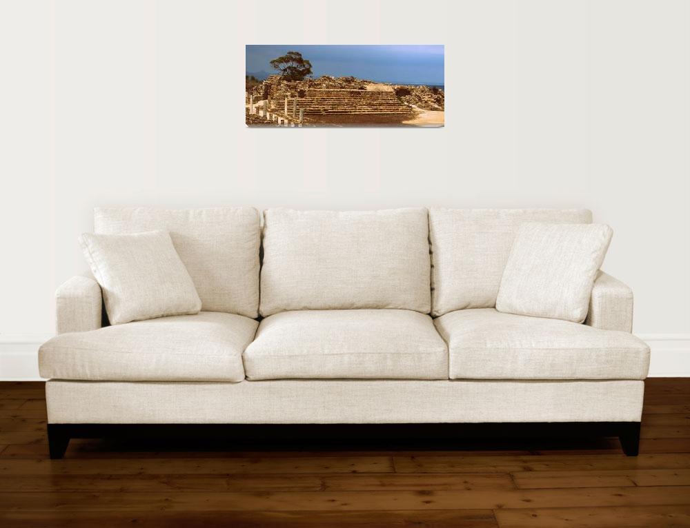 """""""Salamis Ruins, Cyprus""""  by Artsart"""