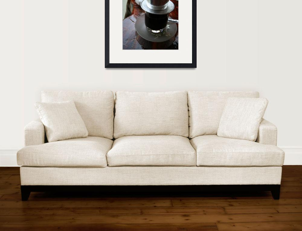 """""""Vietnamese Filtered Coffee""""  (2007) by impact"""