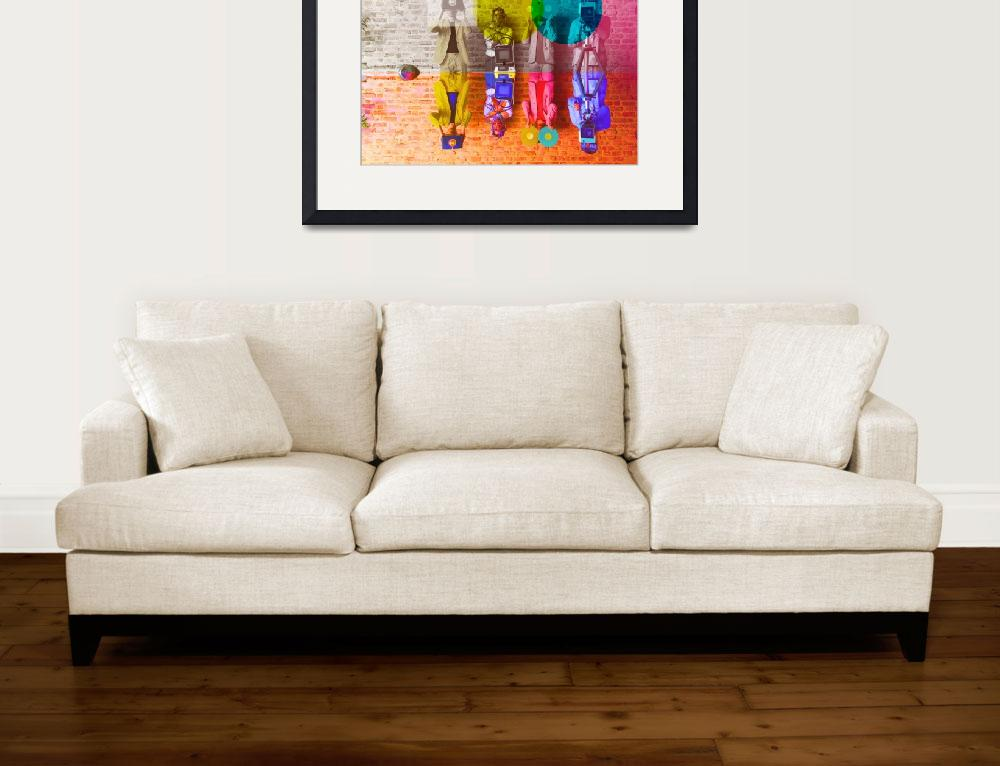"""""""THE BAND""""  (2011) by Lepigre"""