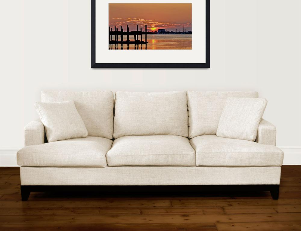 """""""Cape May Sunrise""""  (2008) by sharkytx"""