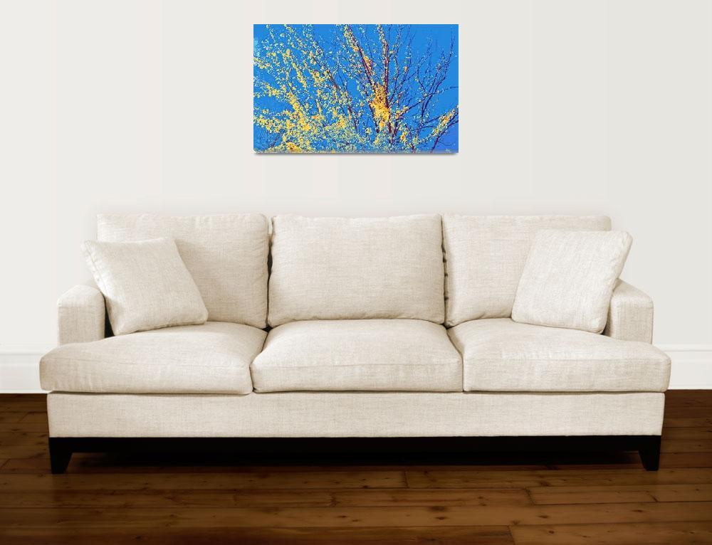 """""""Autumn Tree""""  (2016) by ajc401"""